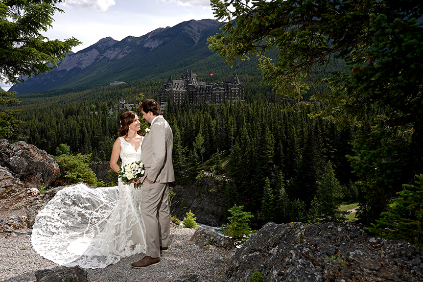 Outdoor Elopement Silvertip
