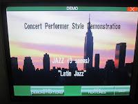 demo concert performer