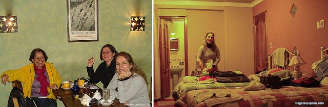 Hospedagem em La Paz, Bolívia - Hotel Eva Palace