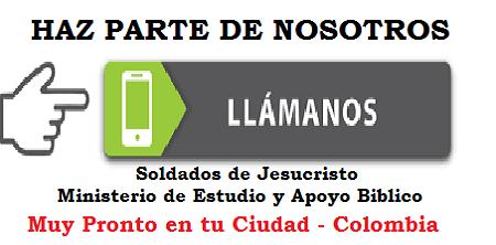 MINISTERIO EN COLOMBIA (+57) 3167443929