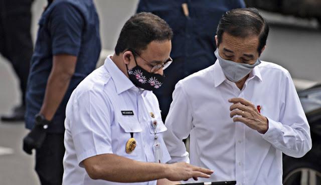 Jangan-jangan Jokowi Masih Gengsi Adopsi Cara Anies