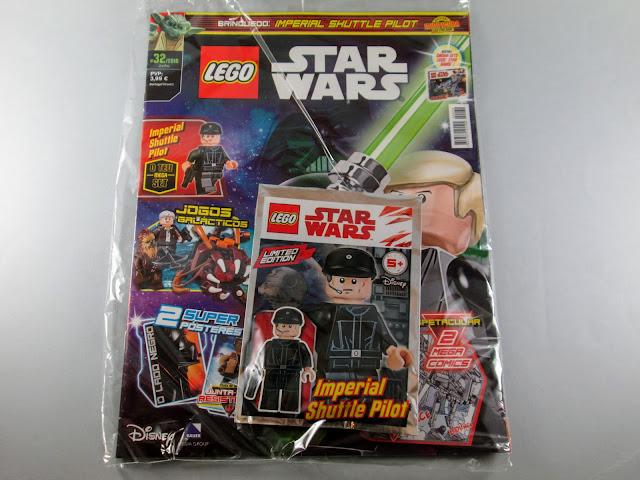 Revista LEGO Star Wars #32 - junho 2018