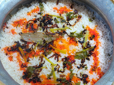 easy chicken biryani recipe at home
