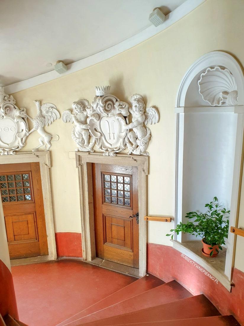 Nowe miasto nad Metują zamek Czechy