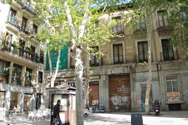 Madrid - nähtävyydet ja tekeminen raskaana