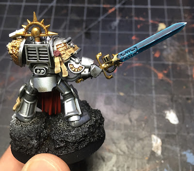 Grey Knights Brotherhood Champion WIP back