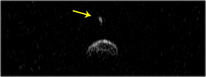 asteroide 2016 az8 tem sua própria lua