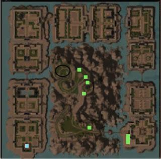 şeytan kulesi haritası