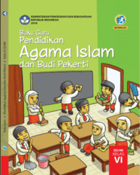 Buku PAI Guru Kelas 6 k13 2018