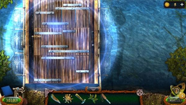 готовый паром к отплытию в игре затерянные земли 4 скиталец