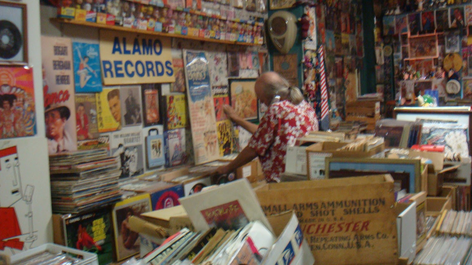The Vinyl Record Collector Blog San Antonio Tx