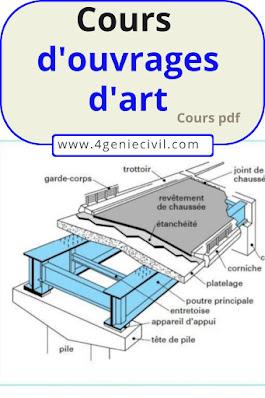 Formation sur les ouvrages d'art en génie civil à télécharger en pdf