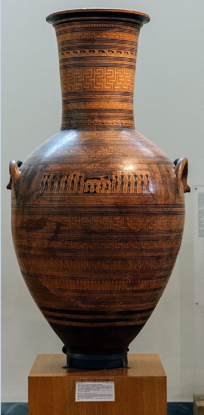 Τα 10 σημαντικότερα αγγεία του Εθνικού Αρχαιολογικού Μουσείου