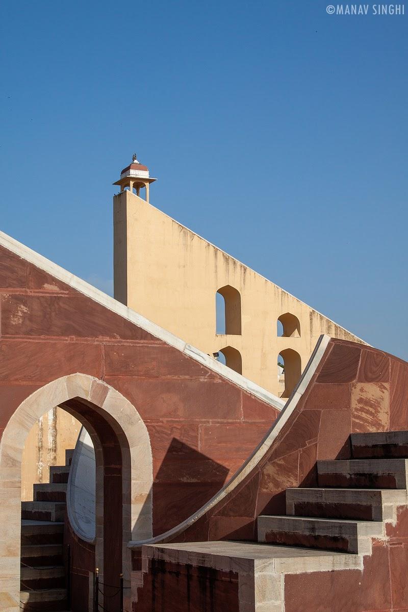 Jantar Mantar, Jaipur.