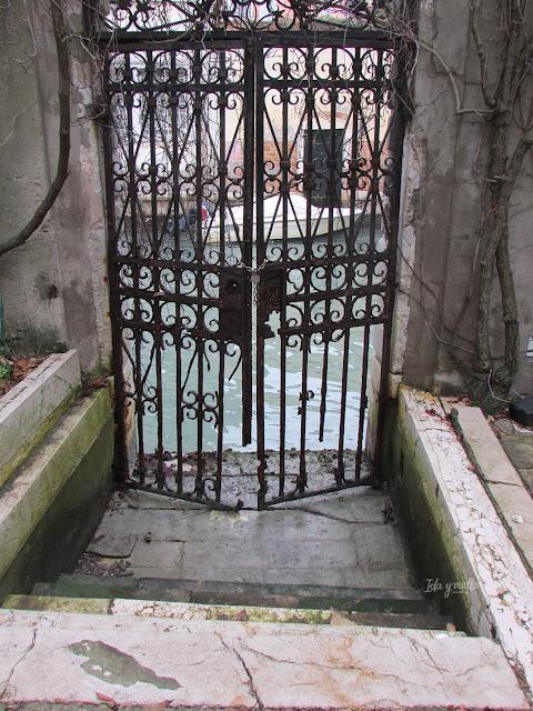 Venecia fotos puerta