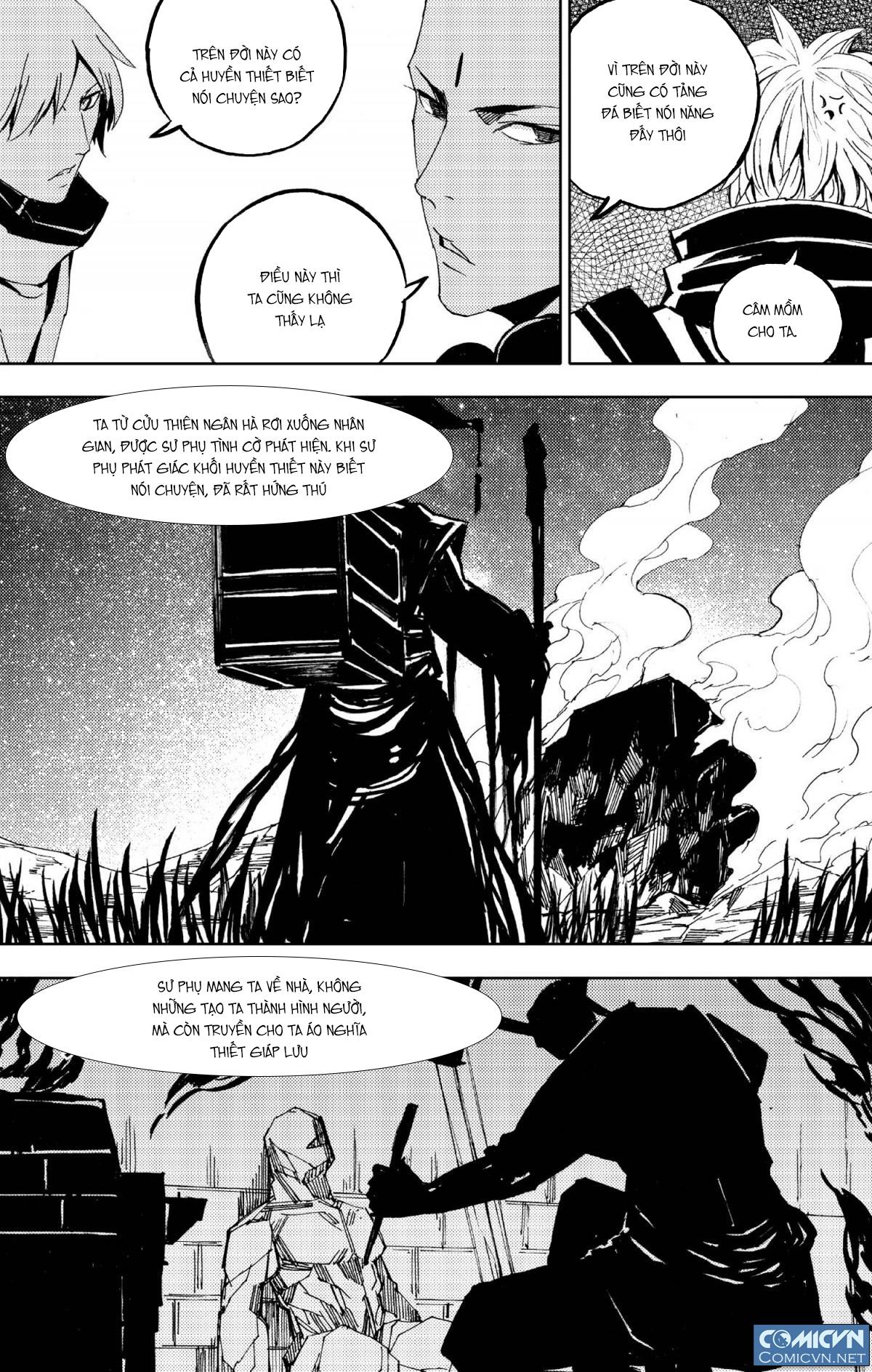 Tây Du Đường Tăng Hàng Ma chap 20 - Trang 9