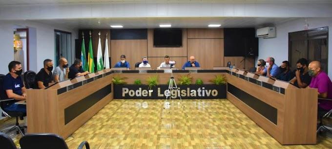 Laranjeiras: Em sessão, vereadores aprovam novo limite de reserva da faixa não edificável das rodovias e visão monocular como deficiência