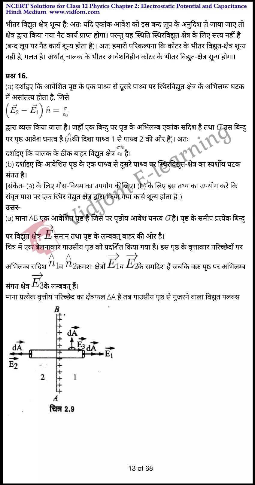 class 12 physics chapter 2 light hindi medium 13