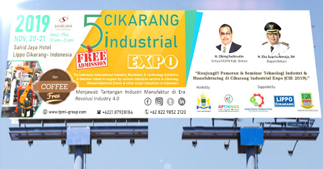 TECHTALK Preparing Your Industry 4.0 Implementation - Lippo Sahid Cikarang 21 Nov 2019