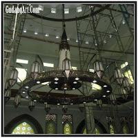 lampu gantung masjid 03