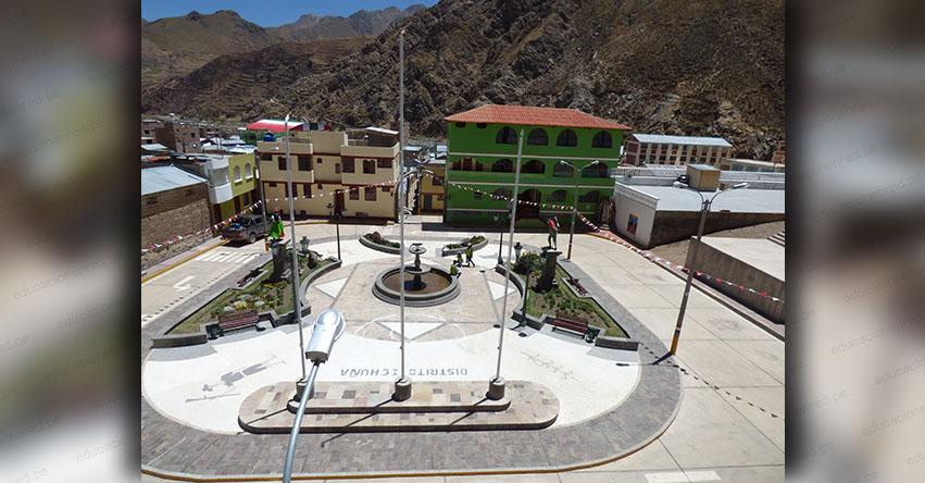 MINEDU emite opinión favorable para la creación de la UGEL San Ignacio de Loyola en el distrito de Ichuña - Moquegua