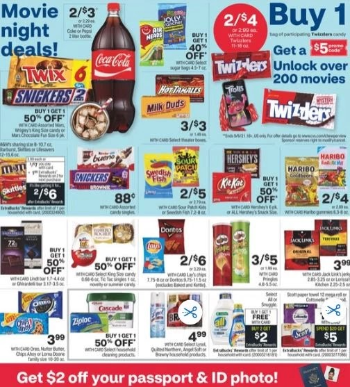 CVS Weekly Ad Preview 8/1-8/7