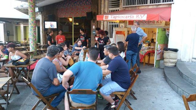 Festa no Largo de Santana para divulgar a cidade