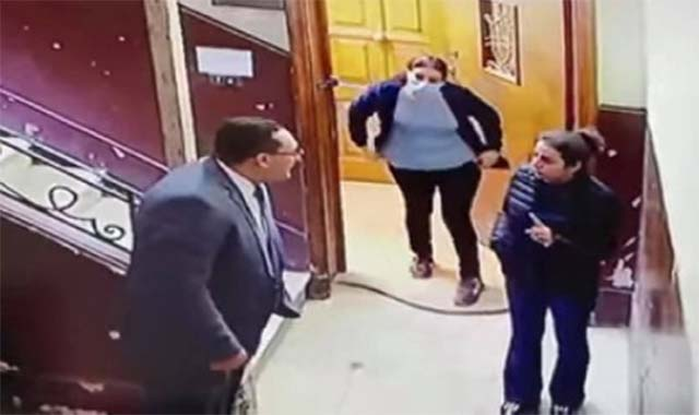 عاجل معاقبة صديق متحر ش المعادي