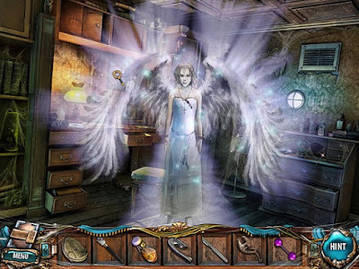 Best Mystery PC Games 2011 - Sacra Terra Angelic Night Review