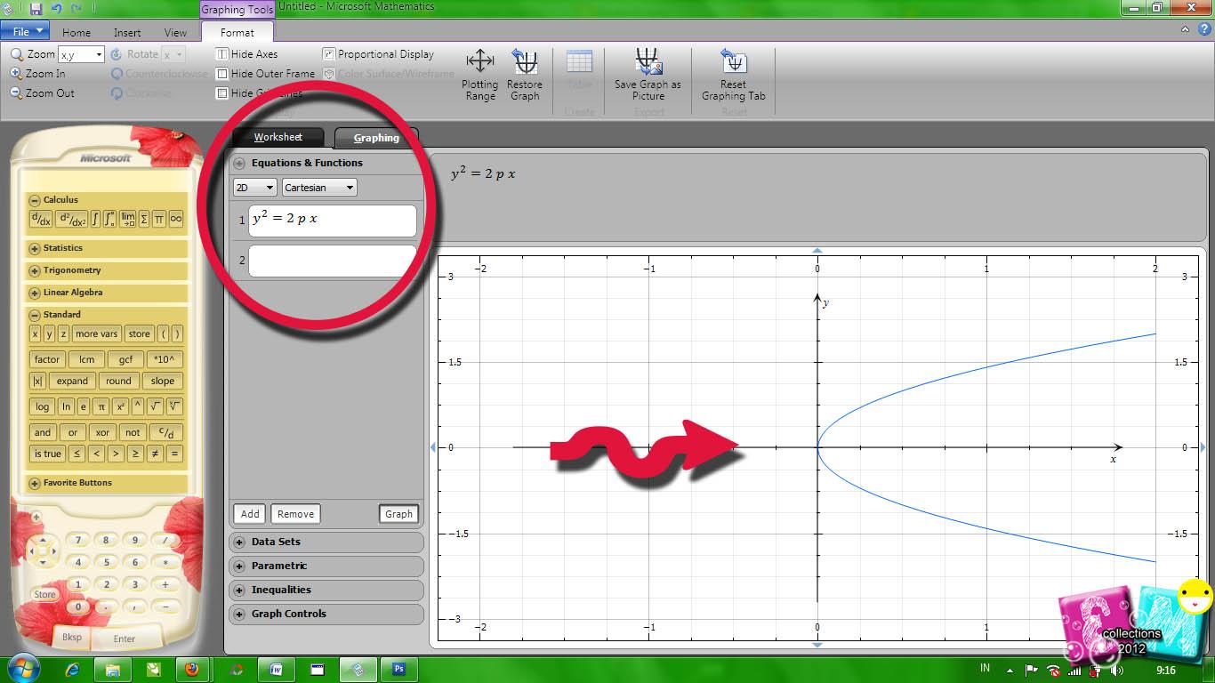 Hari Ini Matematika Matematika Dengan Microsoft Mathematics