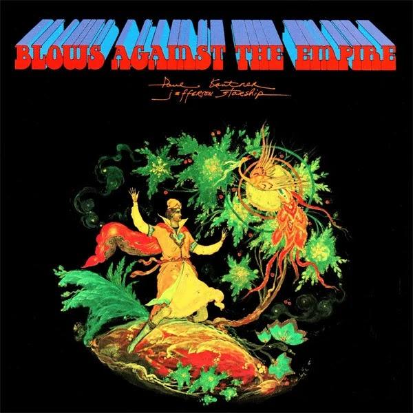 Paul Kantner & Jefferson Starship - Blows Against the Empire (1970, Folk Rock, Rock Progressivo, Rock Psicodélico)