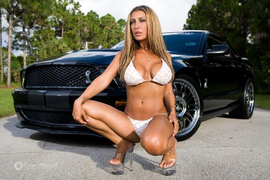 Ford Loading Teens Bikini 105