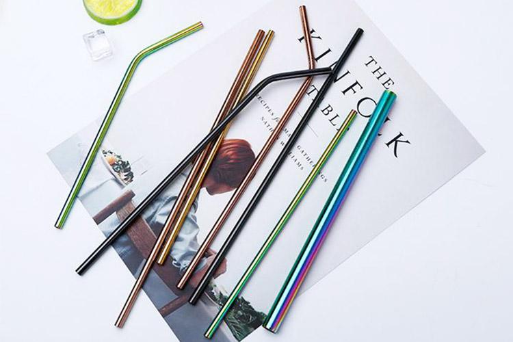 Steel My Straws - Επαναχρησιμοποιούμενα καλαμάκια