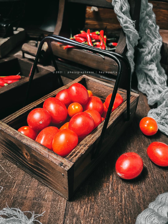 Merah Merah Tomato Cherry