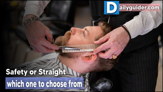 straight razor vs safety razor