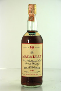 The Macallan 1939 its words top popular and expensive scotch brand. First bottled in 1979, this peaty and powerful whisky that comes with dried fruit and sweet toffee flavors was re-bottled in 2002, and added to McCallan's Fine and Rare line.