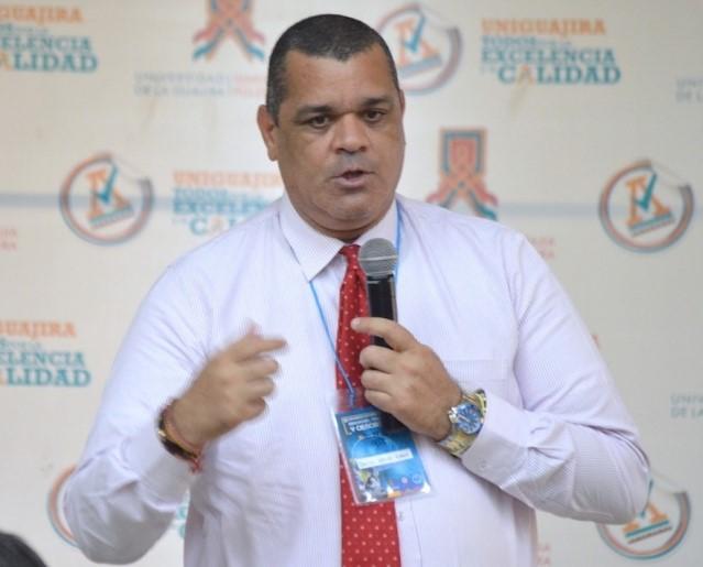 https://www.notasrosas.com/Rector de Uniguajira anuncia suspensión de actividades, para garantizar participación de docentes y estudiantes en el Paro Nacional