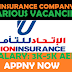 JOBS IN UNION INSURANCE COMPANY-DUBAI 2019