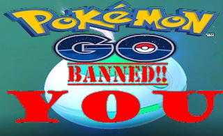 Banned Jika Menggunakan 5 Aplikasi Ini Saat Main Pokemon GO