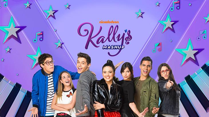 ViacomCBS Int'l Studios Announces 'Kally's MashUp' TV Movie, VIS Kids Slate and New Brand Identity at Virtual NATPE Miami 2021 Event