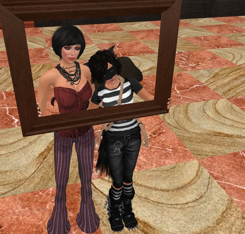 Exploring SL with Dido: A visit to Mysterious Wave