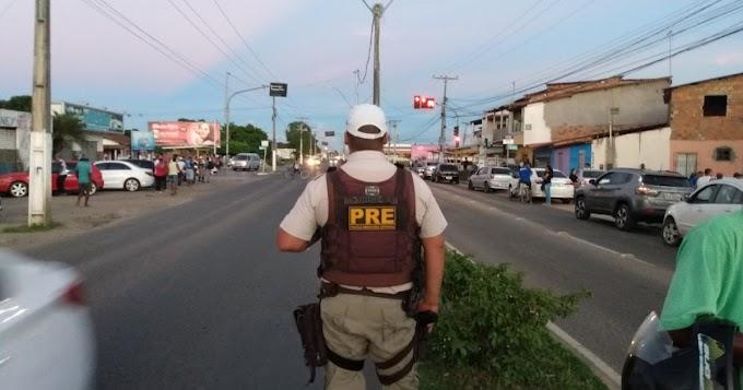 Detran e PM lançam Operação São João