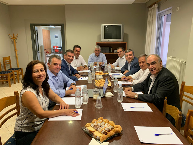 Επιταχύνεται η δημιουργία 11 Σταθμών Μεταφόρτωσης Απορριμμάτων σε όλη την Πελοπόννησο