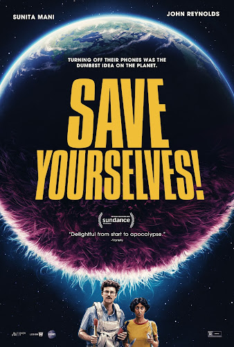 Save Yourselves! (BRRip 720p Dual Latino / Ingles) (2020)