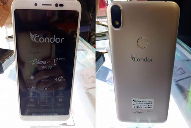 سعر و مواصفات Condor Plume L2 Pro - بالصور مراجعة كوندور L2 برو