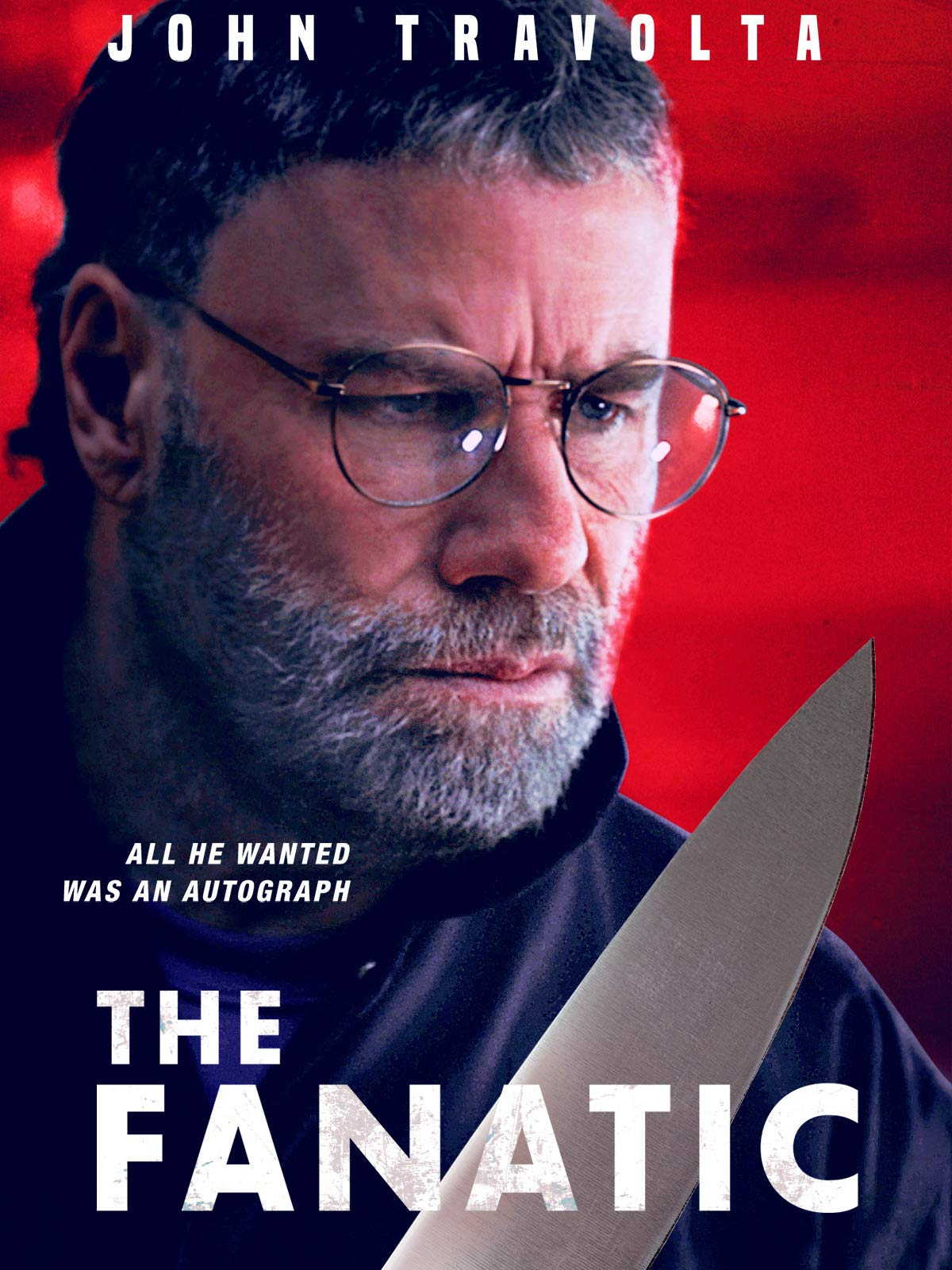 The Fanatic [2019] [DVDR] [NTSC] [Latino]