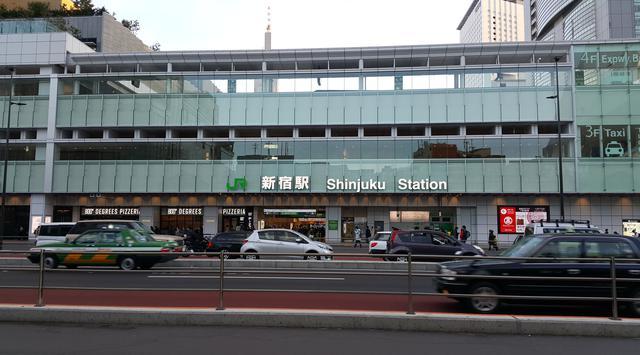 Shinjuku%2BTrain%2BStation - Anjir... Inilah Stasiun Kereta Api Paling Megah & Keren di Dunia