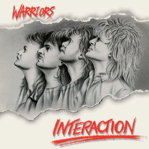 INTERACTION - Warriors [2-CD Anthology] (2019) full