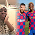 Ramadan Count down- Nigeria and Barcelona female footballer Asisat Oshoala Share fasting Pictures