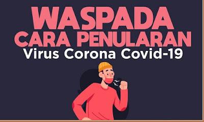 Upaya mengatasi penyebaran terjangkit virus corona (Covid19)
